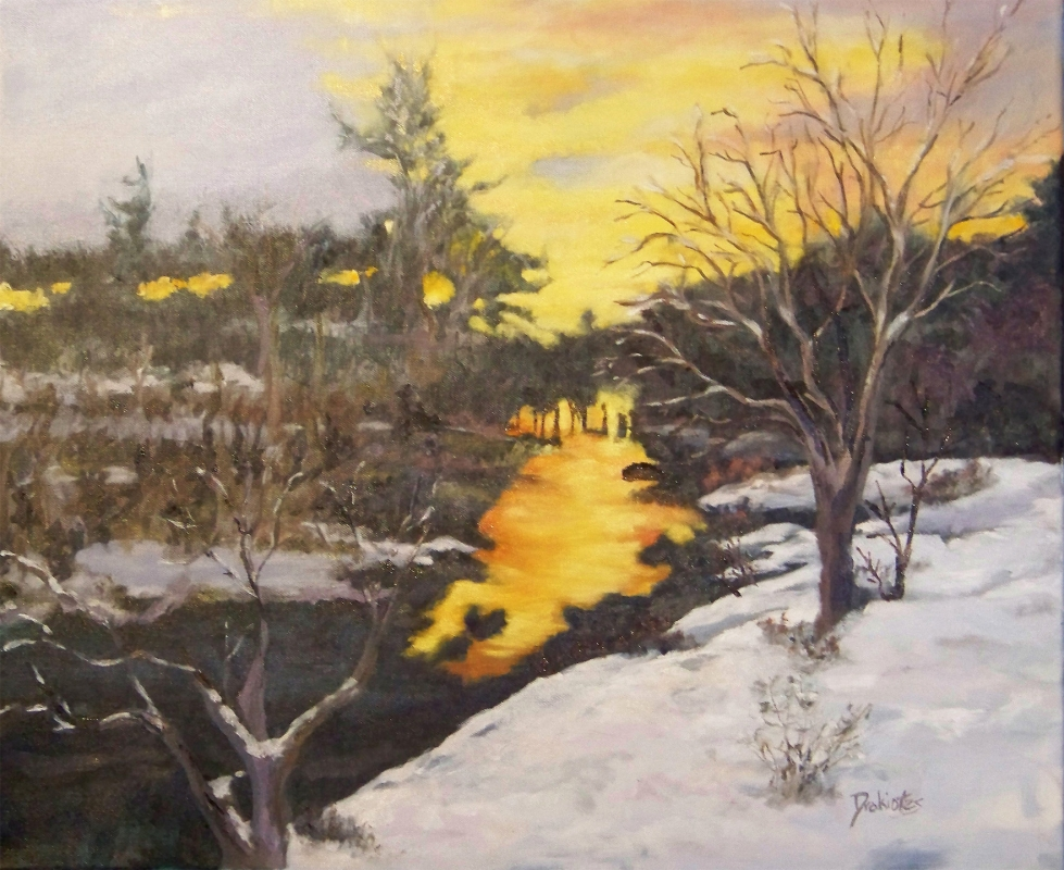 Winter-Stream - Available