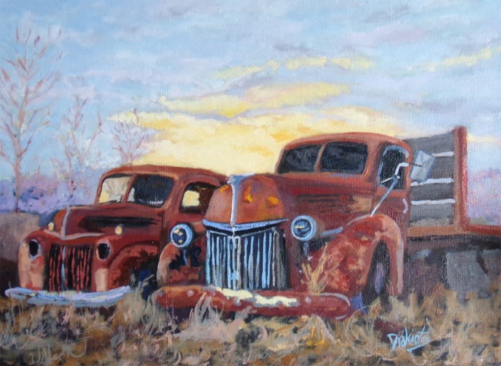 Baldwinville Beauties  - SOLD