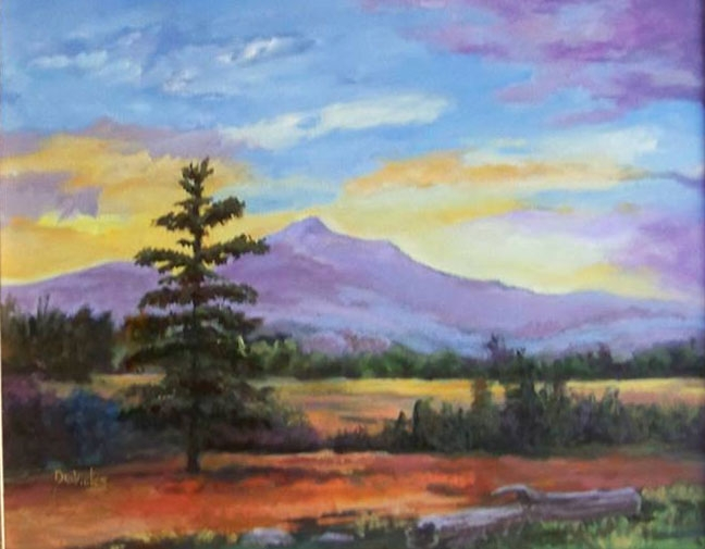 Late Summer Sunrise - AVAILABLE