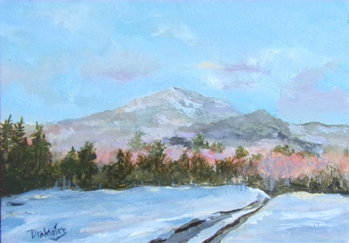 Winter Morning - AVAILABLE