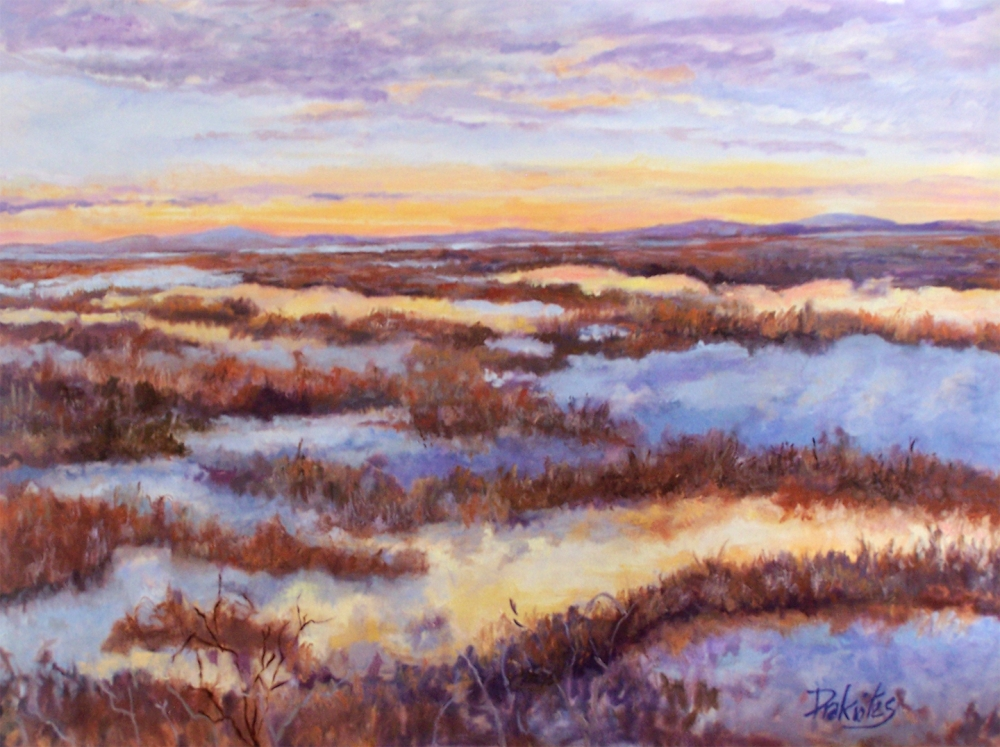Plum Island Sunset - AVAILABLE