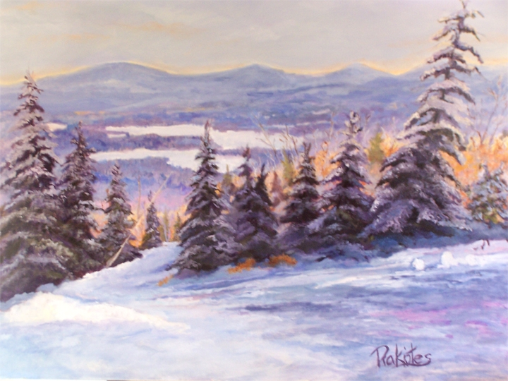 Ski Trail 2 SOLD