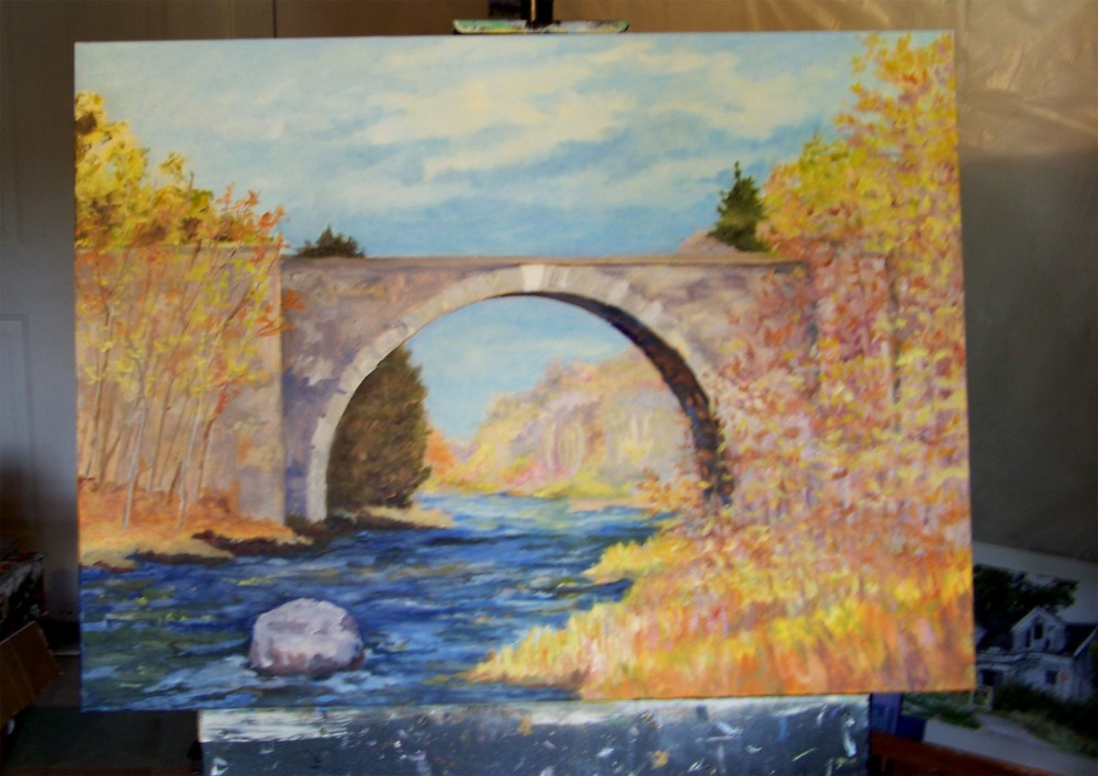 SPRING TRESTLE  - Available