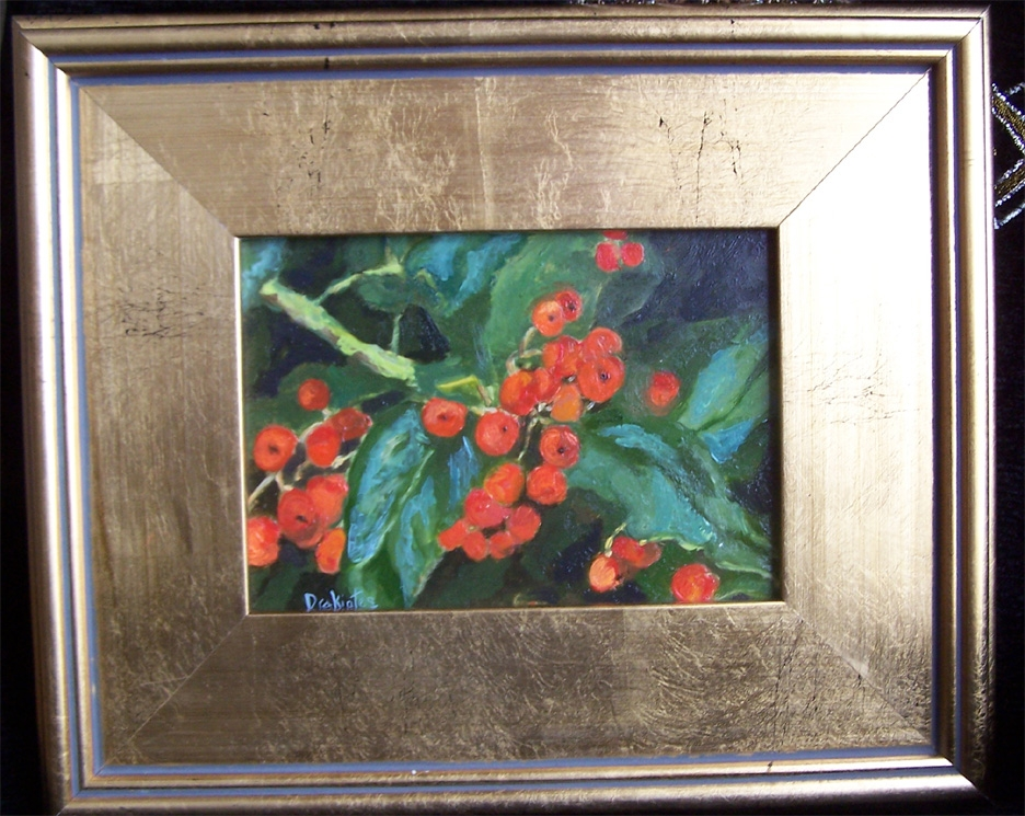 Holly Berries - Available