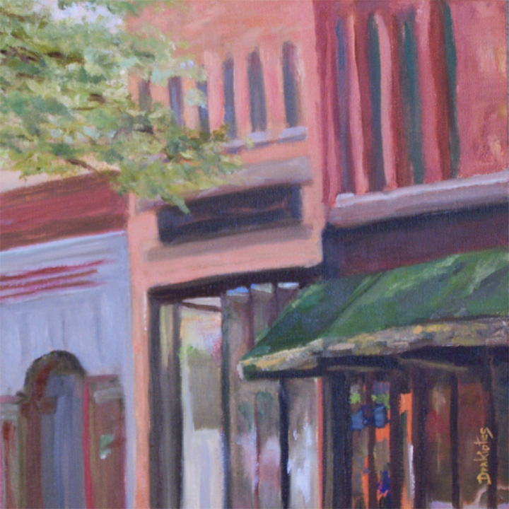 Main Street Reflections SOLD