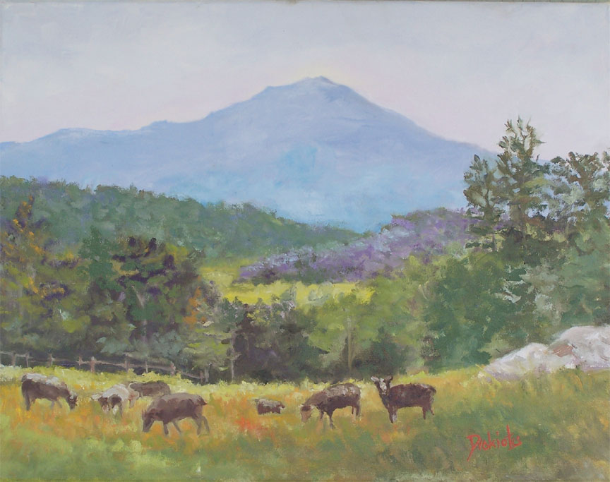 Monadnock Grazing II SOLD