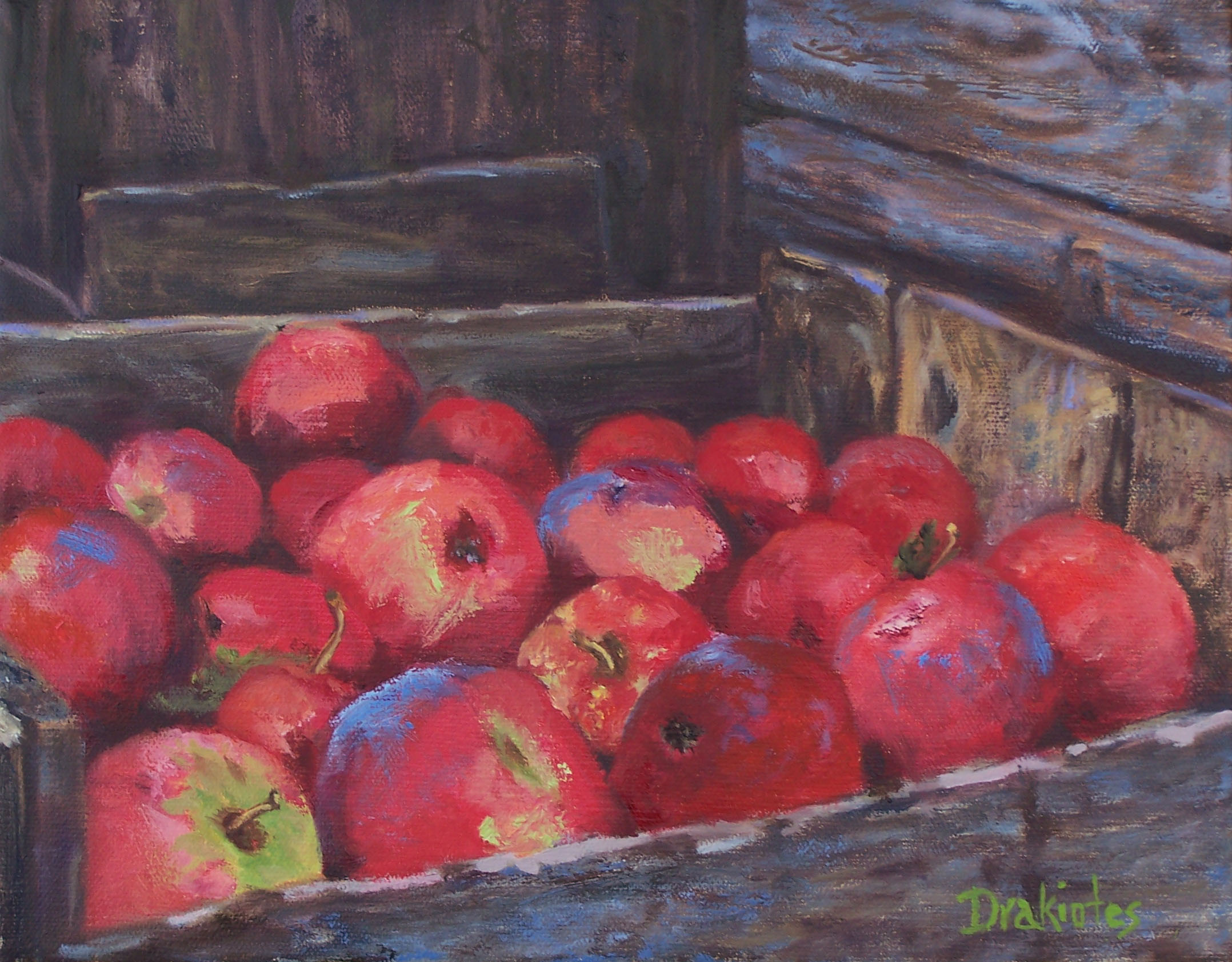 Orchards Harvest - SOLD