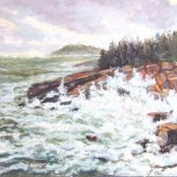 Acadian Mist I AVAILABLE