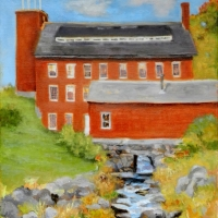 Downstream - Harrisville Designs - SOLD