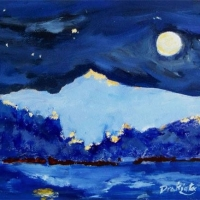Childs Bog Nocturne II -  Available