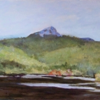 Chocorua Lake - Late Summer   AVAILABLE
