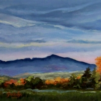 Harrisville Sunset - AVAILABLE