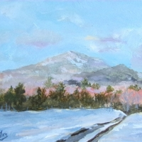 Winter Morning - SOLD