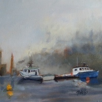 Misty Harbor - AVAILABLE