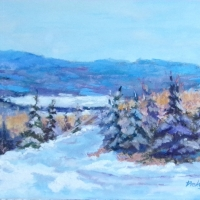 Ski Trail Variation I -  AVAILABLE