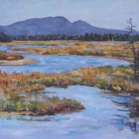 Splendor in the Salt Marsh SOLD