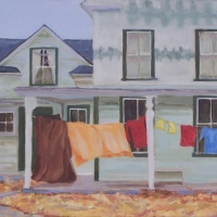 Wash Day SOLD