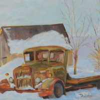 Winter Companion SOLD