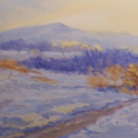 Winter Skies - AVAILABLE