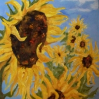 A-Sunny-Day -  SOLD