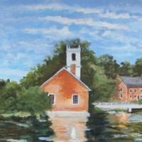 Harrisville Pond View -SOLD