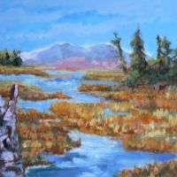 Marsh Morning - Available