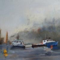 Misty Harbor - AVAILABLE