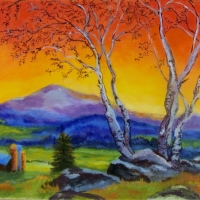 Spring-Sunrise- AVAILABLE