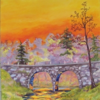 Sunset-in-Spring - Available