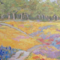 Into Summer Fields II - AVAILABLE
