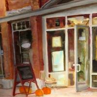 Open Door - Private Collection