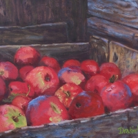 Orchards Harvest - SOLD