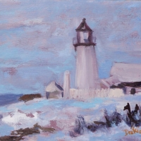 Pemaquid New Years - AVAILABLE