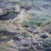 Cape Elizabeth Wavebreak